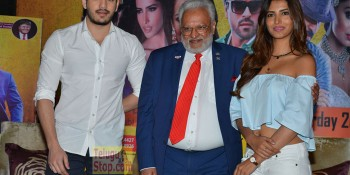 Music Masti Dance Press Meet In Akhil, Manasvi Mamgai