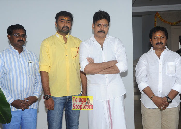 Pawan Kalyan New Movie Launch Muhurtham Rt Neason Download Online HD Quality