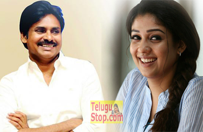 AM Ratnam To Direct Pawan,nayantara,Pawan Kalyan,Pawan Kalyan Romance With Nayantara,Tamil Movie Remake Photo,Image,Pics-