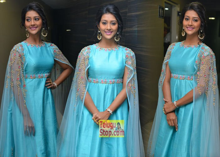 Heroine Pooja Jhaveri Images At Dwaraka Movie Audio Launch Latest Photos New Gallery Pics Download Online HD Quality