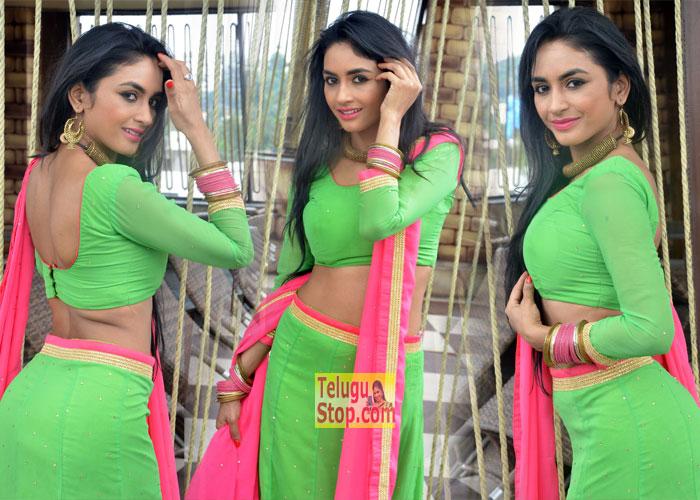 Pooja Sri Latest Stills-Pooja Sri Latest Stills---