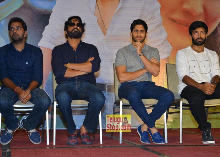 Naga Chaitanya Nagarjuna Premam Movie Press Meet Success Thank You Download Online HD Quality