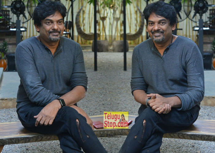 Puri Jagannadh Interview Photos