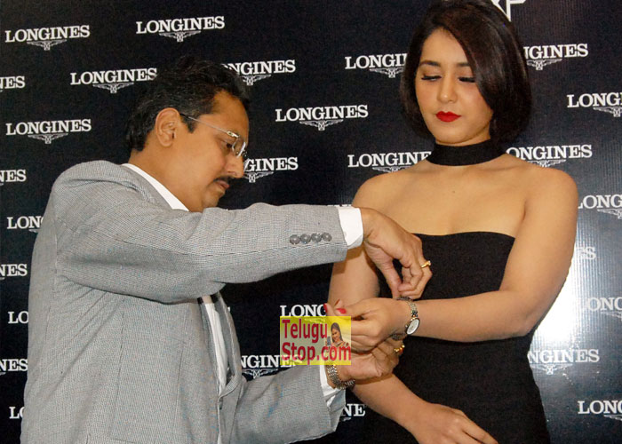 Raashi Khanna Latest Photos Launches Longines Watches Download Online HD Quality
