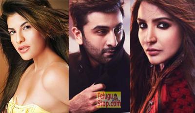 Anushka Sharma Jacqueline Fernandez Ranbir Kapoor Kapoor's Romantic Trails On And Photo,Image,Pics-