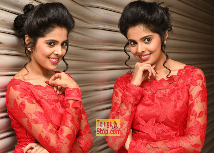 Shravyah Latest Stills