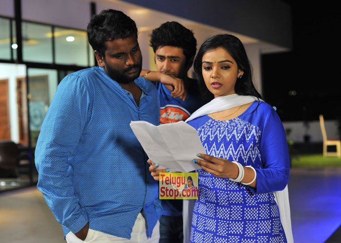 Sobhanbabu Movie Working Stills-Sobhanbabu Movie Working Stills---
