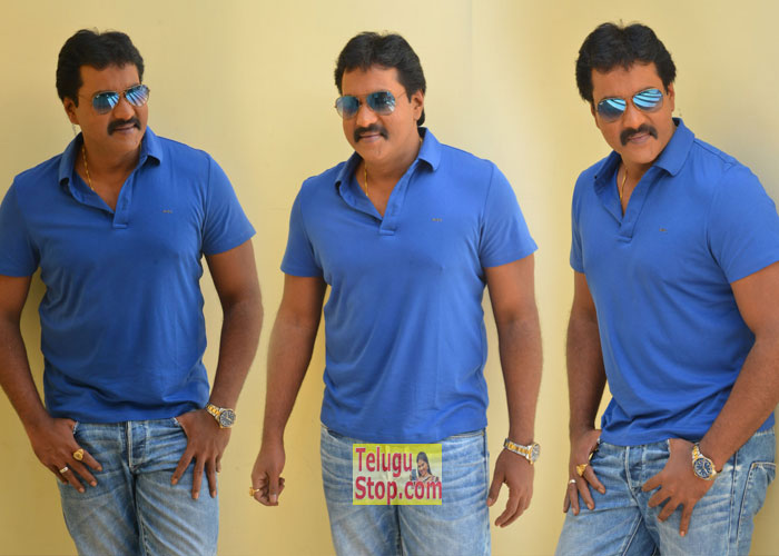 Sunil Interview Photos