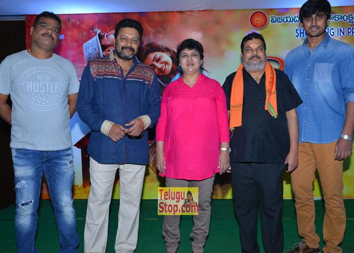 B.a Raju Sai Kumar Shaking Seshu In Vaisakham Movie Press Meet Photos Download Online HD Quality