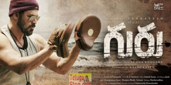 Venkatesh Demands Guru Movie Satellite Rights as Remuneration