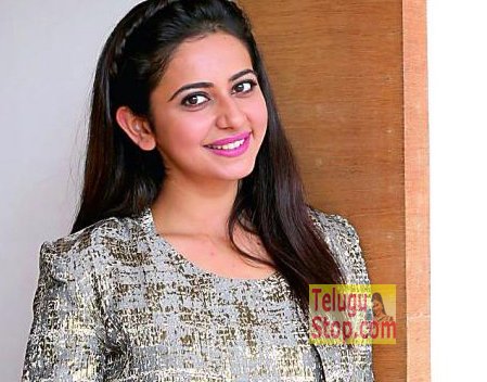 Rakul Preet injured herself