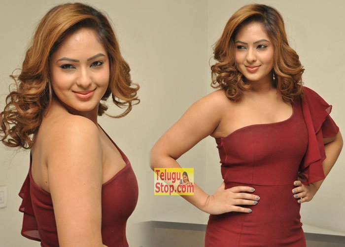 Nikesha Patel New Stills-Nikesha Patel New Stills---