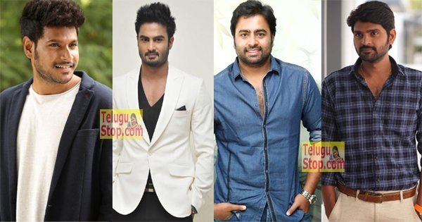 4 hero multistarrer in Tollywood, interesting casting-