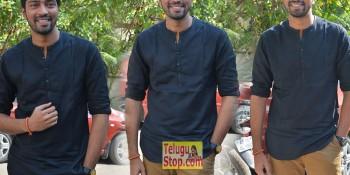 Allari Naresh Interview Photos At Intlo Deyyam Nakem Bhayam Movie