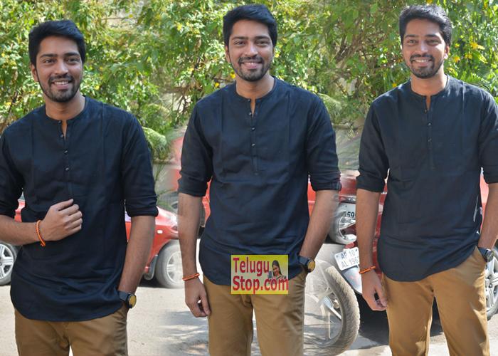 Allari Naresh At Interview Intlo Deyyam Nakem Bhayam Telugu Movie Images Latest Photos New Pics Hero Gallery Download Online HD Quality