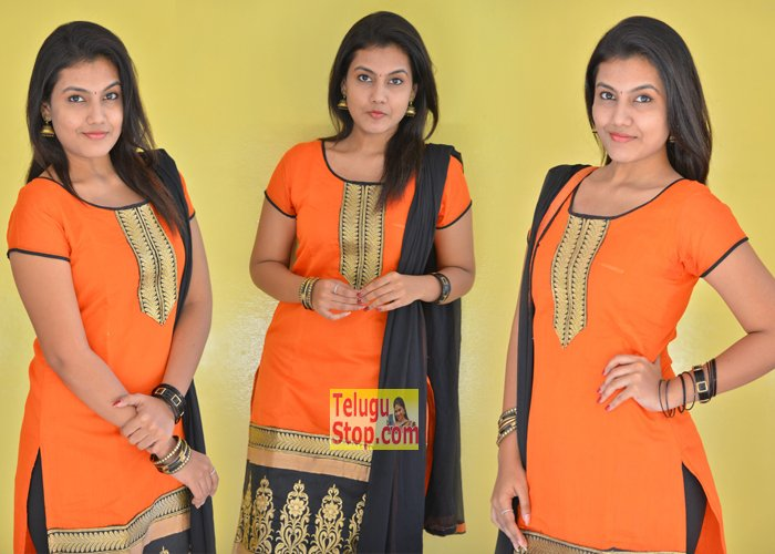 Chandana Raj New Stills-