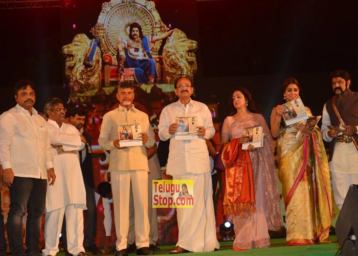 Gautamiputra Satakarni Movie Audio Launch 1- Telugu
