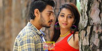 Iddari Madhya 18 Movie Stills At Harish Rao