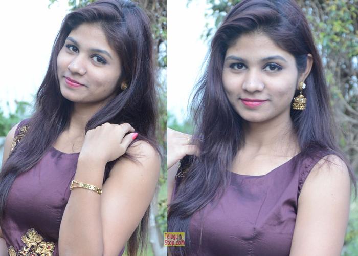 Lucky Sree Stills-Lucky Sree Stills--Telugu Actress Hot Photos Lucky Sree Stills---