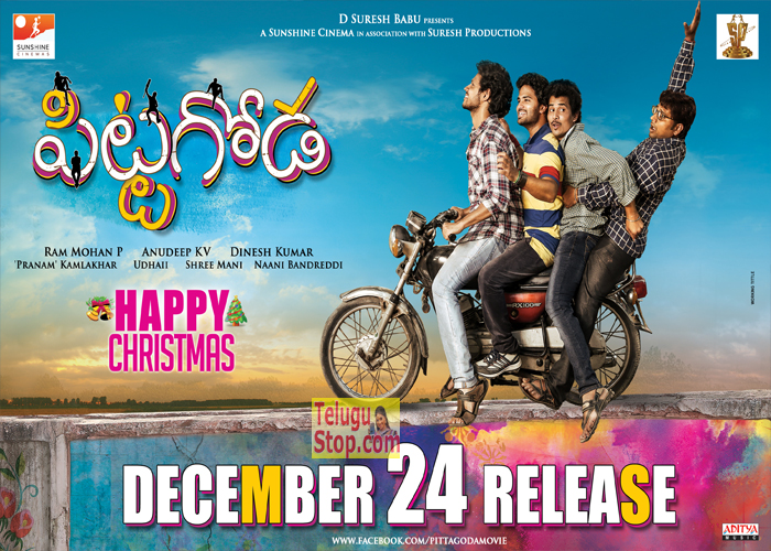 Pittagoda Movie Designs Poster Release Wallpapers Punarnavi Bhupalam In Download Online HD Quality
