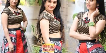 Priyanka Pallavi New Stills At Nenostha Movie Press Meet