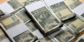 Rs 500 notes Printing,  One Crore For one Day,  Rbi