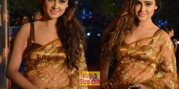 Sony Charishta New Images At Gemini TV Puraskaralu