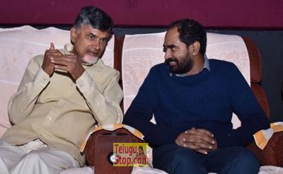 After Rajamouli, Krish joins hand with Chandrababu-