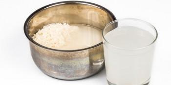 Amazing benefits of drinking rice water diarrhea Fiber Skin Hair