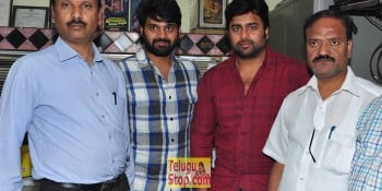 Appatlo Okadundevadu Theatre Coverage At Nara Rohit