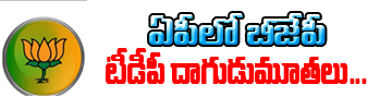 BJP-TDP War On AP Special Status Image Photo Pics Download