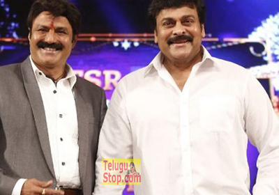 Chiru Into 2 Million And Club And Balayya Into 1 Million Club- Telugu