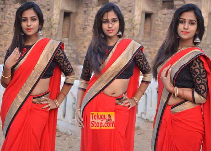 Deekshitha Parvathi New Stills-Deekshitha Parvathi New Stills---