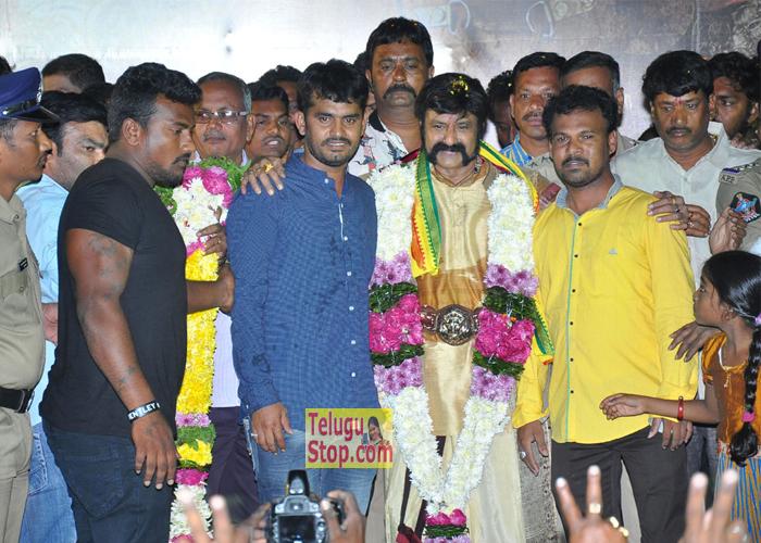 Gautamiputra Satakarni Movie Pathakotsavam Event- Telugu