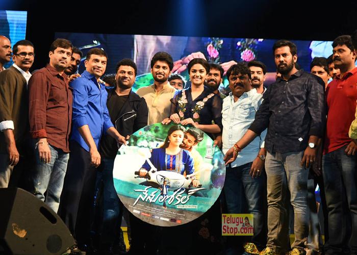 Nenu Local Audio Launch- Telugu