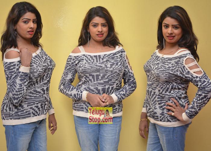 Sridevi New Actress Stills-