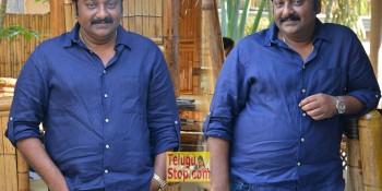 VV Vinayak Interview Photos At Khaidi No 150 Movie