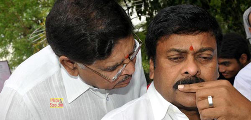 Why fake announcements Allu Aravind and Chiranjeevi ?-