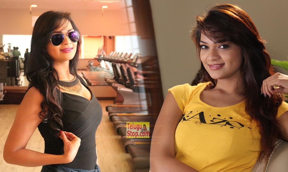 Ashwini New Stills-