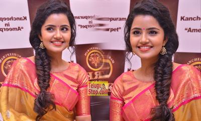 Anupama Parameswaran Stills-Anupama Parameswaran Stills--Telugu Actress Hot Photos Anupama Parameswaran Stills---