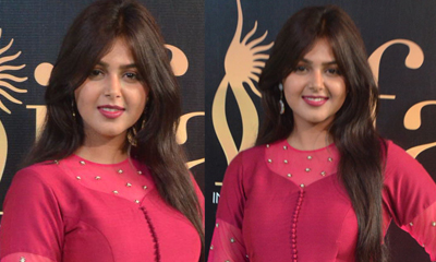 Monal Gajjar at IIFA Awards-Monal Gajjar At Iifa Awards--Telugu Actress Hot Photos Monal Gajjar At Iifa Awards---