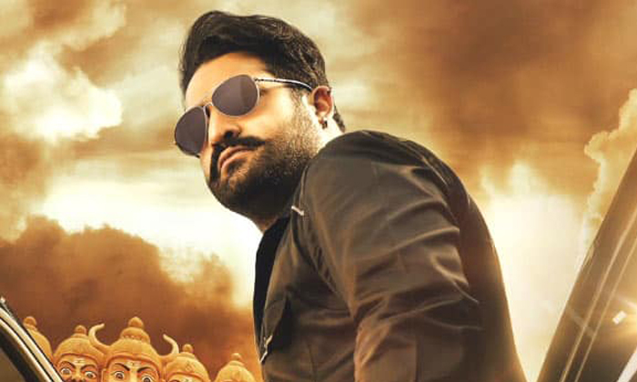 NTR playing a stammer in Jai Lava Kusa?-,