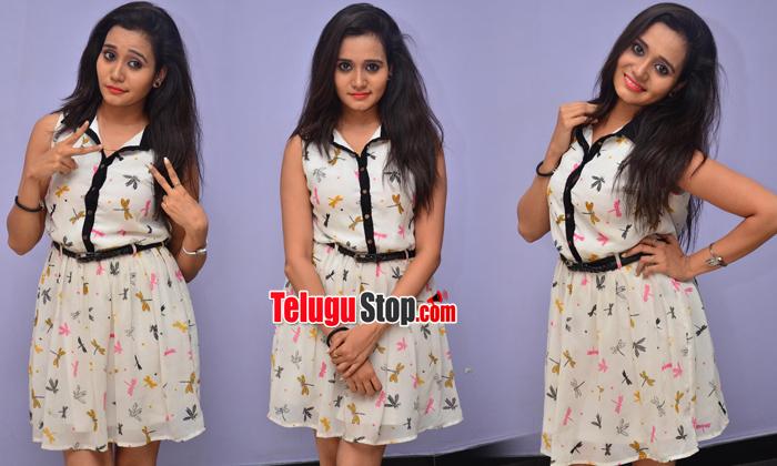 Actress Jaanu Stills