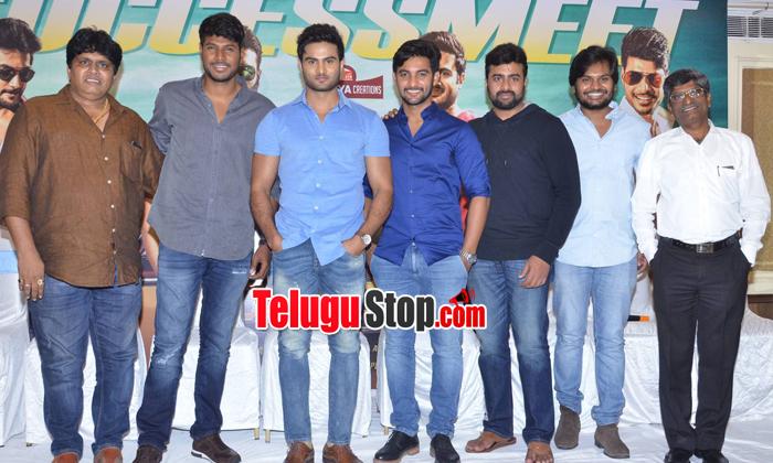 Shamanthakamani Success Meet- Telugu