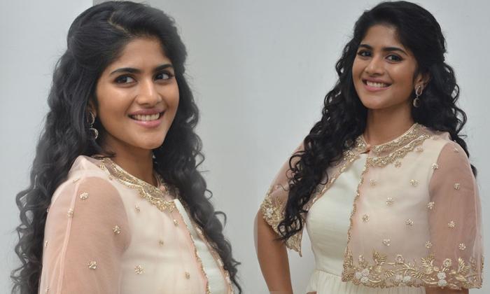 Megha Akash New Stills