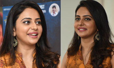 Rakul Preet Singh Interview Stills-Rakul Preet Singh Interview Stills---