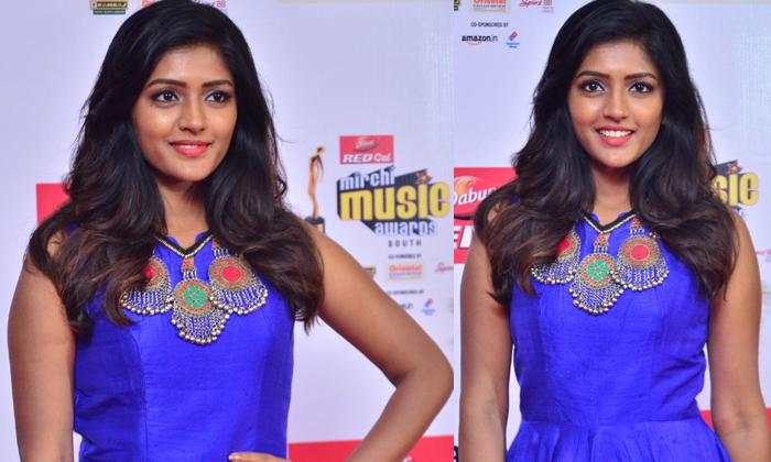 Eesha At Mirchi Music Awards 2017