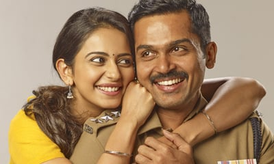Khaki Movie Stills-Khaki Movie Stills---