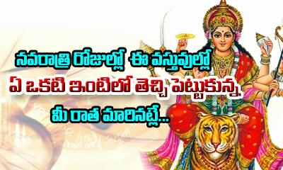Navaratri Festival Details--
