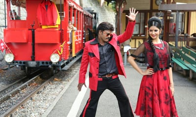 Sapthagiri LLB Movie Stills-Sapthagiri Llb Movie Stills---